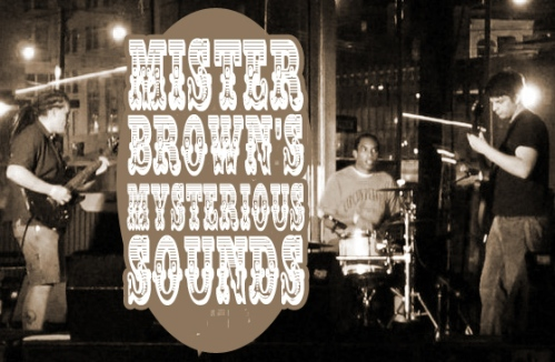 Mr. Brown's Mysterious Sounds